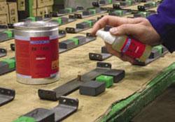 Конструкционный клей WEICON RK-1300 (паста) / WEICON RK-1500 (жидкость)