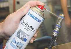 WEICON Cleaner Spray S - Универсальный очиститель Cleaner S