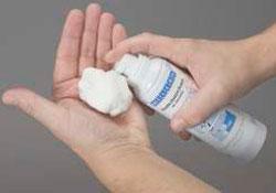 WEICON Hand Protective Foam - Защита рук невидимая перчатка