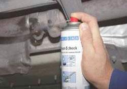 WEICON Rust-Shock - Химический ключ