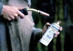 Welding Protection Spray - Защитный спрей для сварки